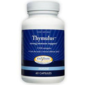 Thymulus 60 Softgel by Enzymatic Therapy