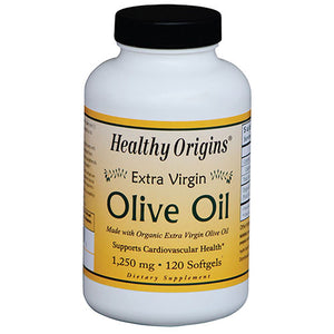 Extra Virgin Olive Oil 120 SOFTGEL