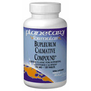 Bupleurum Calmative Compound - 120 Tabs