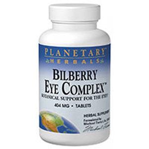 Bilberry Eye Complex - 60 Tabs
