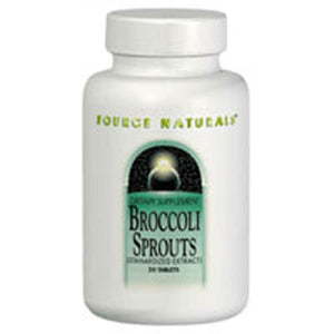 Broccoli Sprouts - 30 Tabs
