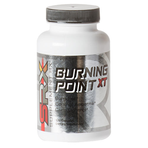 Burning Point XT 120 Caps by Supplement RX Dietary SupplementBurn Fat*Control Appetite*Carbon Control*