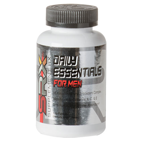 Daily Essentials for Men 120 Tabs by Supplement RX Daily Essentials for Men 120 Tabs by Supplement RX