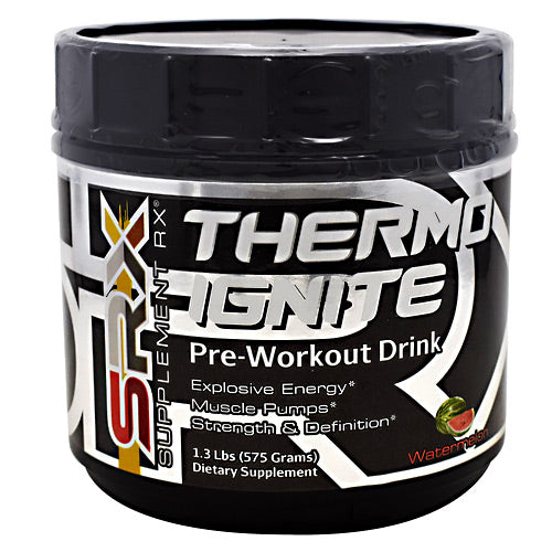 Thermo Ignite Watermelon 273 g by Supplement RX Dietary Supplement BlendPromotes Weight Loss*Supports Immune and Intestinal Health*