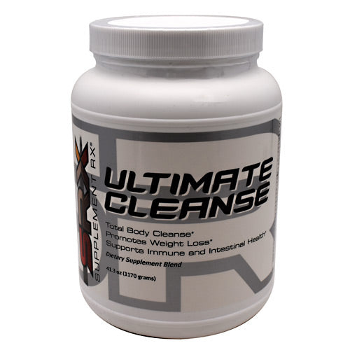 Ultimate Cleanse 41.3 oz by Supplement RX Dietary Supplement BlendTotal Body Cleanse*Supports Immune and Intestinal Health*Promotes Weight Loss*