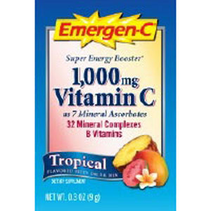 Emergen-C - Tropical Flavor 30 Pkts