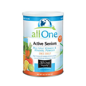 Active Seniors Formula - 30 Day supply 15.9 Oz