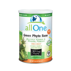 Green Phyto-Base Powder - 30 Day supply 15.9 Oz
