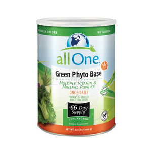 Green Phyto-Base Powder - 66 Day supply 2.2 Lbs