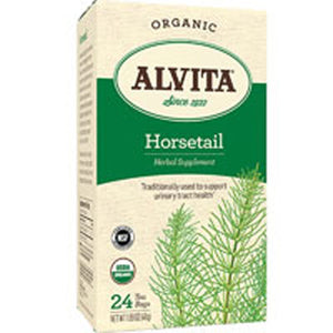 Horsetail Tea 24 Bags by Alvita Teas