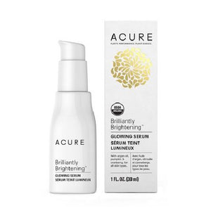 Brilliantly Brightening Glowing Serum - 1 Oz
