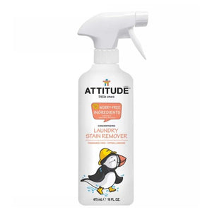 Sensitive Skin Care Natural Laundry Stain Remover - Baby 16 Oz by Attitude