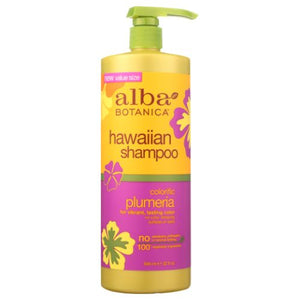 Hawaiian Shampoo - Color Plumeria 32 Oz