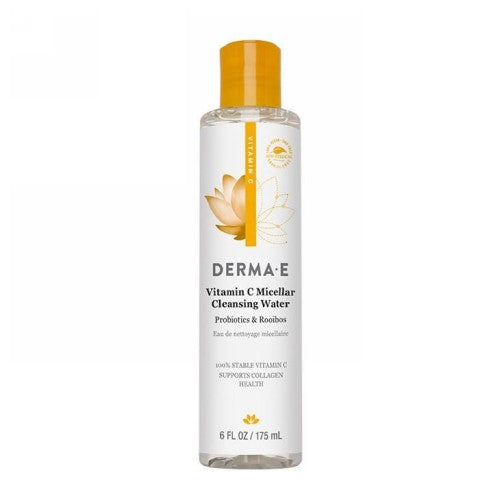 Vitamin C Micellar Cleansing Water 6 Oz by Derma e Vitamin C Micellar Cleansing Water 6 Oz by Derma e