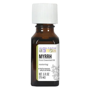 Essential Oil Myrrh - (commiphora molmo) 0.5 Fl Oz