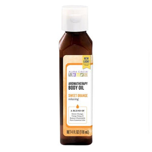 Bath/Massage Oil - CITRUS, 4 OZ