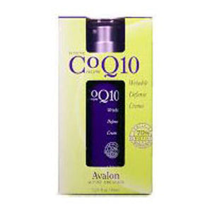 CoQ10 Wrinkle Defense Creme 1.75 Oz by Avalon Organics