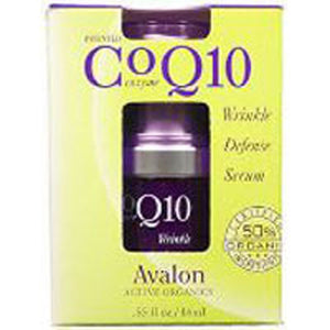 CoQ10 Wrinkle Defense Serum - 0.55 Oz