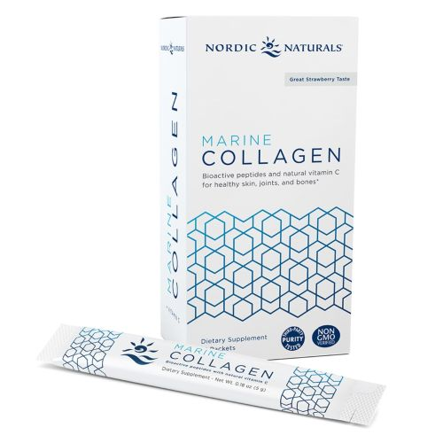 Marine Collagen 15 Packets by Nordic Naturals