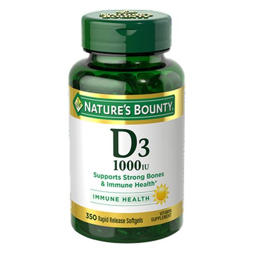 Vitamin D3 24 X 350 Softgels by Nature's Bounty Vitamin D3 24 X 350 Softgels by Nature's Bounty