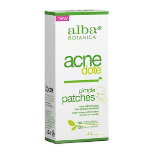 Acnedote Pimple Patches 40 Packets by Alba Botanica