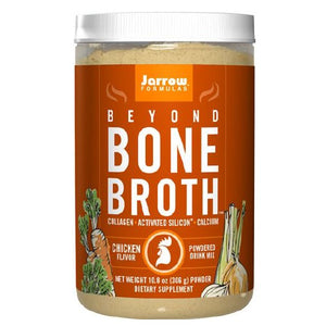 Bone Broth Chicken Flavor 10.8 Oz by Jarrow Formulas