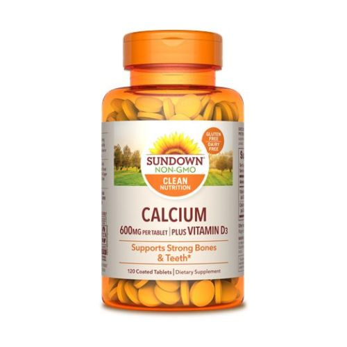 Calcium & Vitamin D3 12 X 120 Tabs by Sundown Naturals Calcium & Vitamin D3 12 X 120 Tabs by Sundown Naturals
