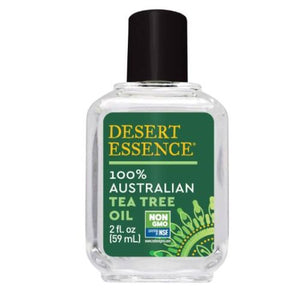 100% Australian Tea Tree Oil - 2 FL Oz
