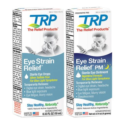 Eye Strain Relief 10 ml by The Relief Products