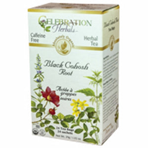 Organic Black Cohosh Tea