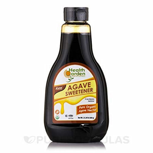 Raw Agave Sweetener 23 Oz by Health Garden