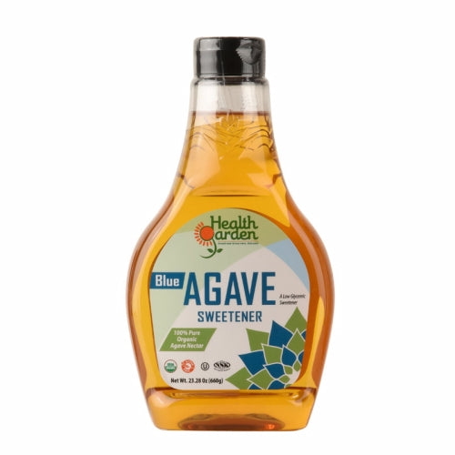 Blue Agave Sweetener 23 Oz by Health Garden