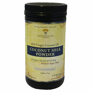Coconut Milk Powder 14 Oz by Enerhealth Botanicals