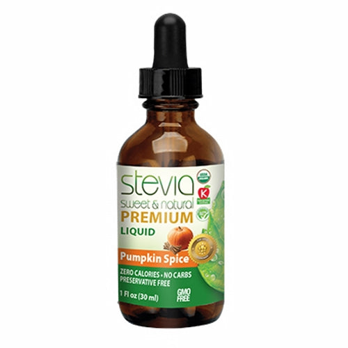 Pumpkin Spice Stevia Liquid 1 Oz by Anumed International