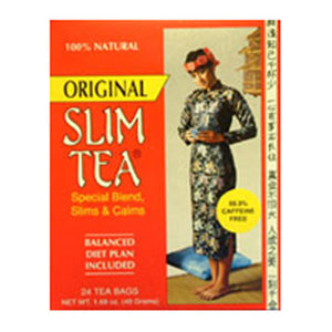 Slim Tea - Original 24 Bags