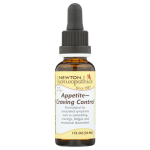 Appetite-Craving Control 1 Oz by Newton Homeopathics