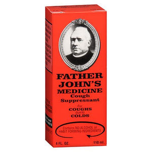 Father John's Medicine Cough Suppressant