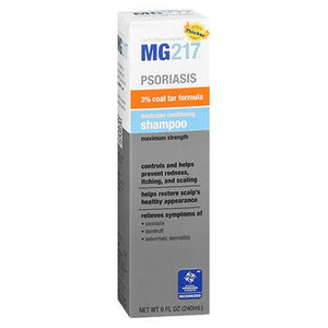Mg217 Psoriasis Medicated Conditioning Shampoo Maximum Strength