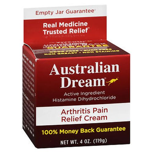 Australian Dream Arthritis Pain Relief Cream 4 Oz by Australian Dream