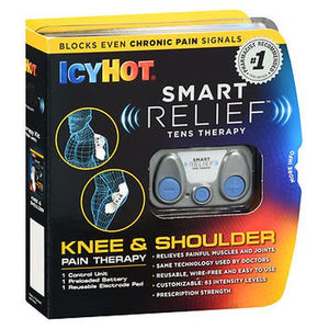 Icy Hot Smart Relief Tens Therapy Knee & Shoulder