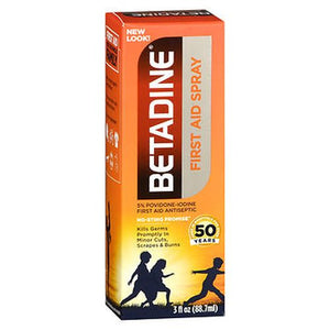 Betadine First Aid Spray