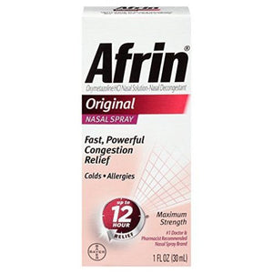 Afrin Original Nasal Spray