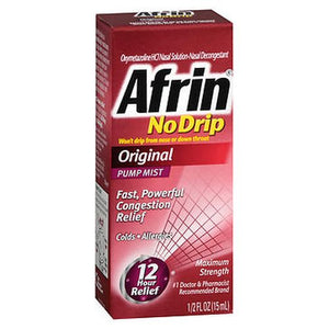 Afrin No Drip Pump Mist Original