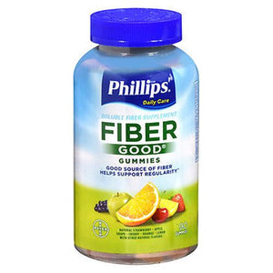 Phillips Fiber Good Soluble Fiber Supplement Gummies