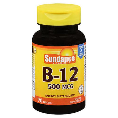 Sundance B12 Tablets 90 Tabs by Natures Truth Sundance B12 Tablets 90 Tabs by Natures Truth