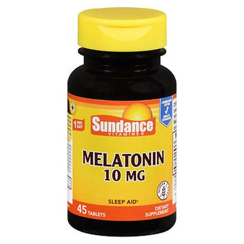 Sundance Melatonin Tablets 45 Tabs by Natures Truth Sundance Melatonin Tablets 45 Tabs by Natures Truth