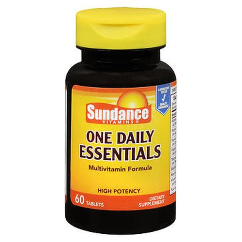 Sundance One Daily Essentials Tablets 60 Tabs by Natures Truth Sundance One Daily Essentials Tablets 60 Tabs by Natures Truth