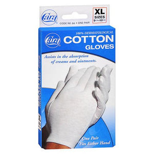 Cara Cotton Gloves XL