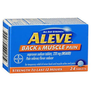 Aleve Back & Muscle Pain
