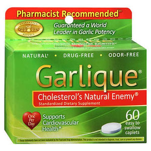 Garlique Standardized Dietary Supplement Caplets